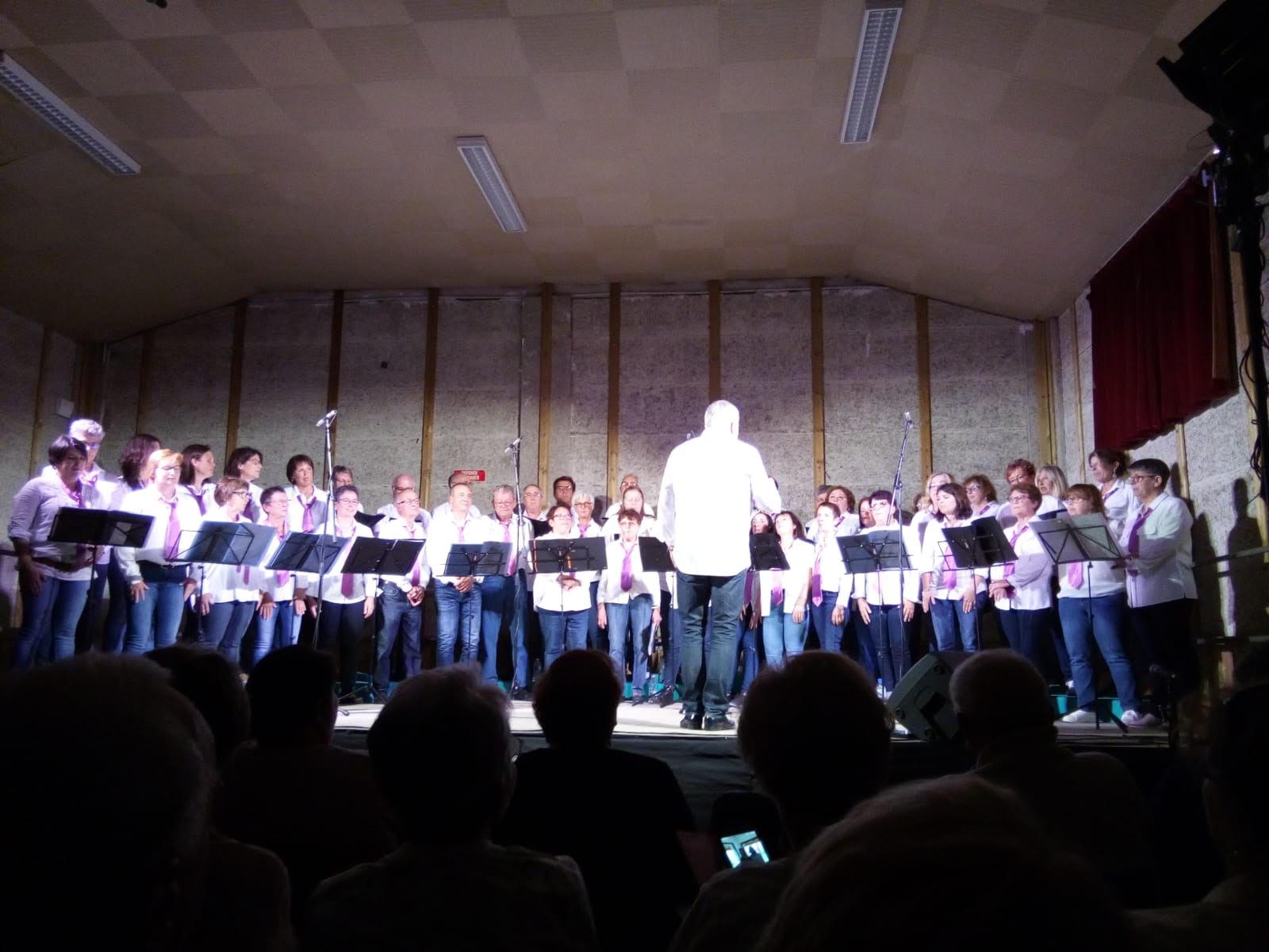 Concert  U00e0 Saint